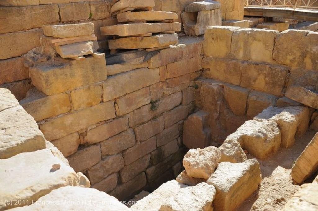 Tarragona Anfiteatro Romano Tarragona