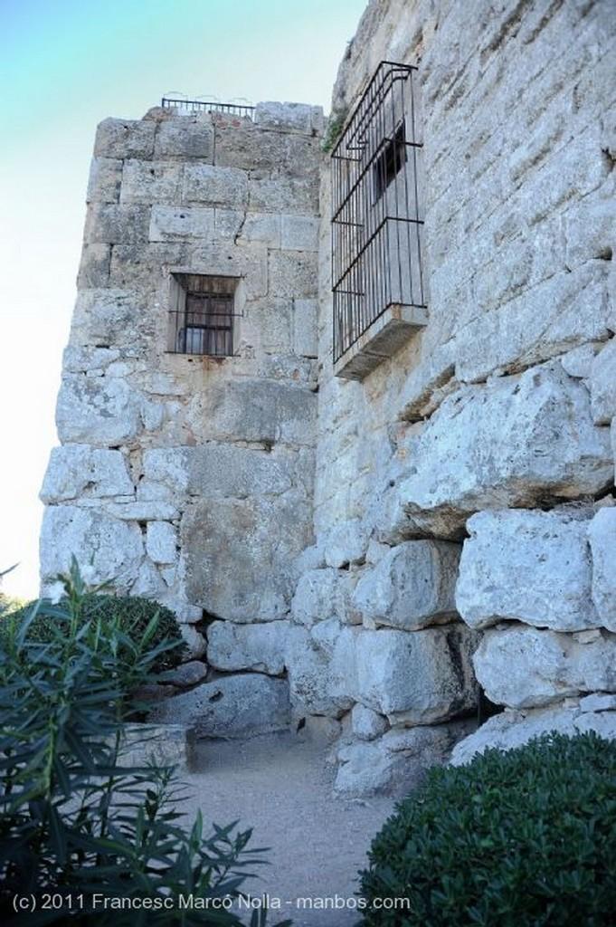 Tarragona Restos Romanos Tarragona