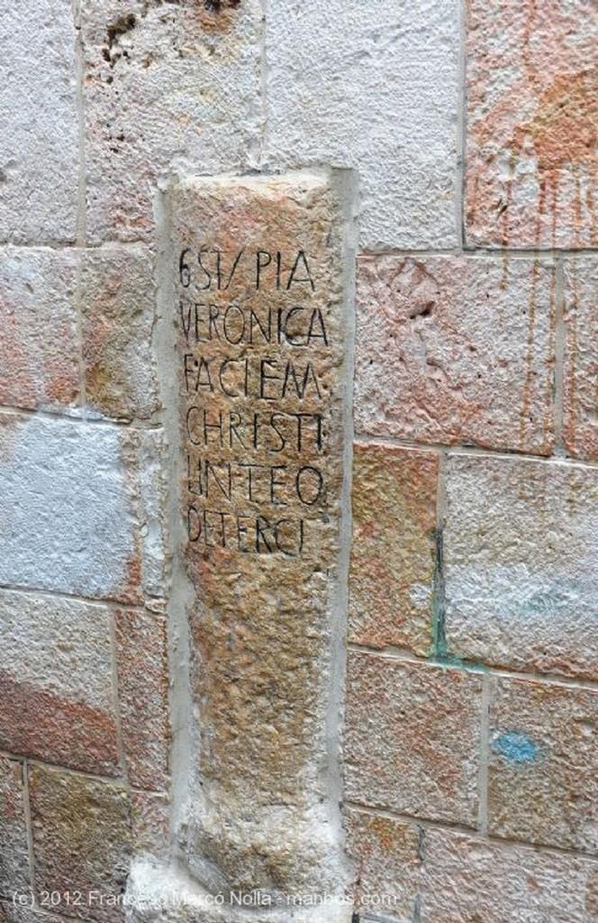 Jerusalen V Estacion  Cireneo Judea