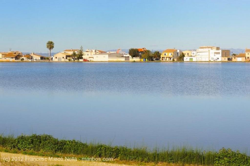 El Delta del Ebro Playa de los Eucaliptos Tarragona