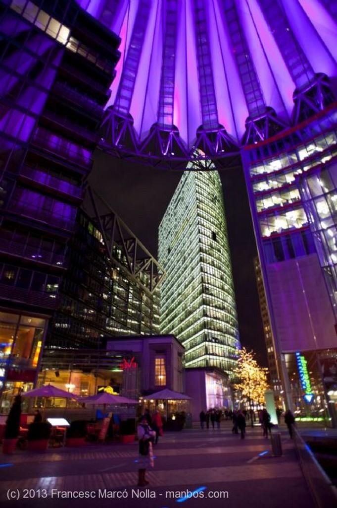 Berlin Sony Center Berlin