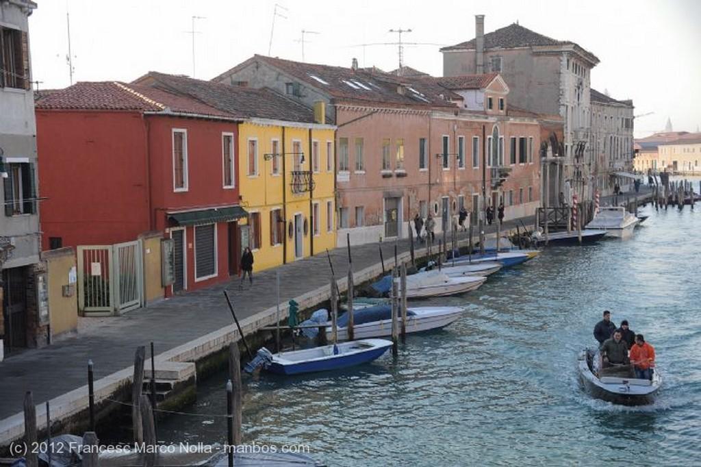 Murano Iglesia de Santa Maria e Donato Venecia