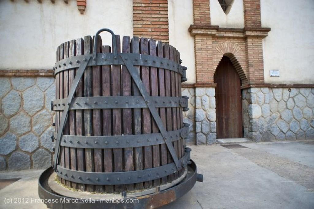 El Priorato Antiguos Toneles Tarragona