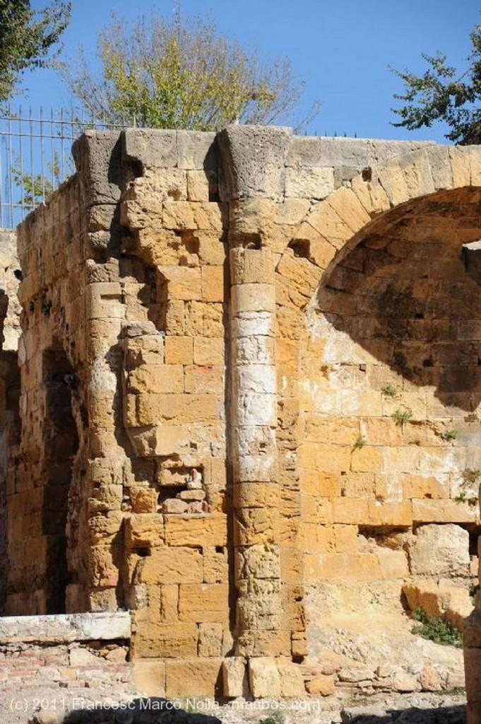 Tarragona Entrada  Anfiteatro Tarragona