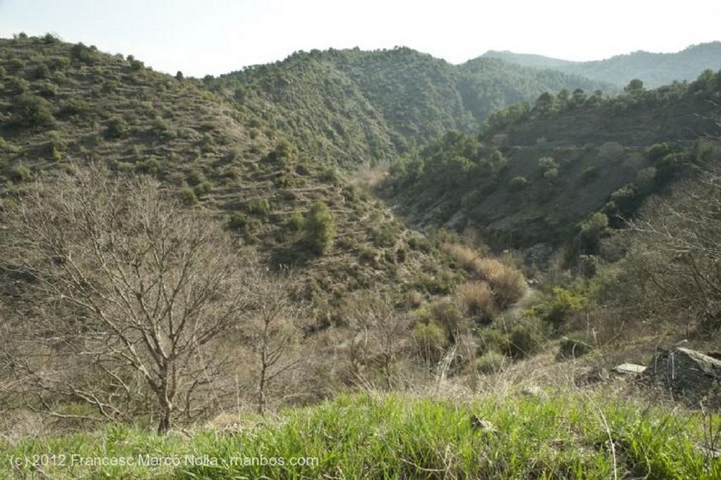 El Priorato Panoramica de Gratallops Tarragona