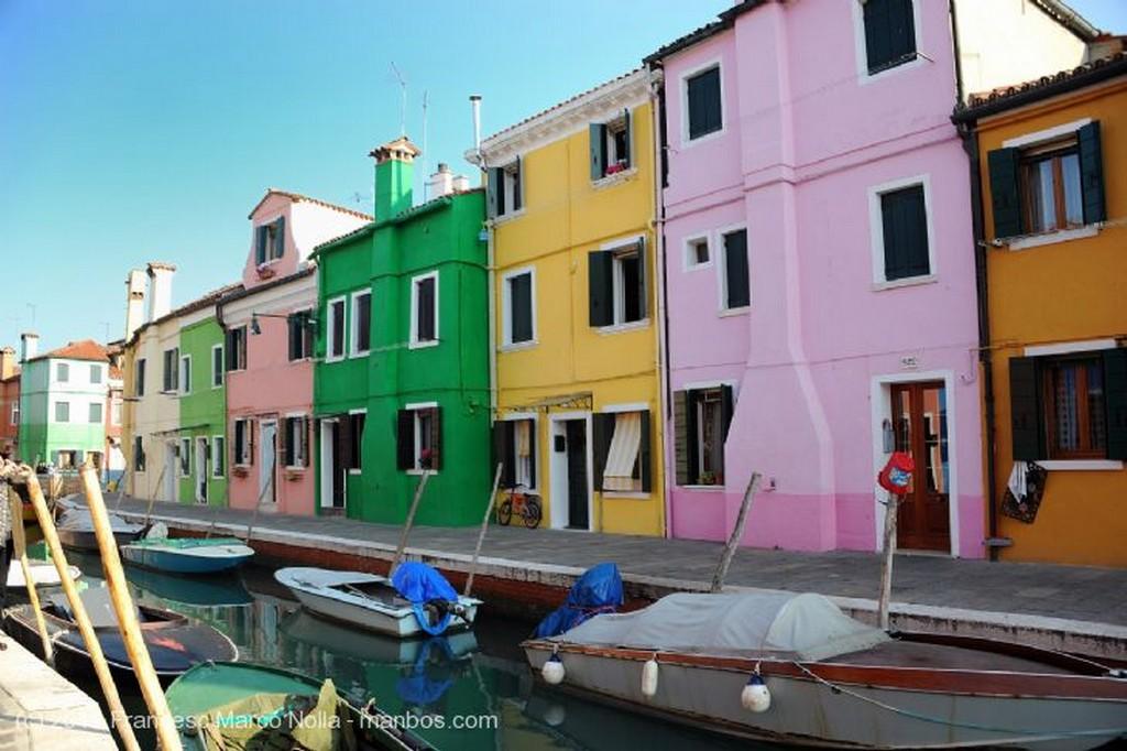 Burano La Fuente Venecia