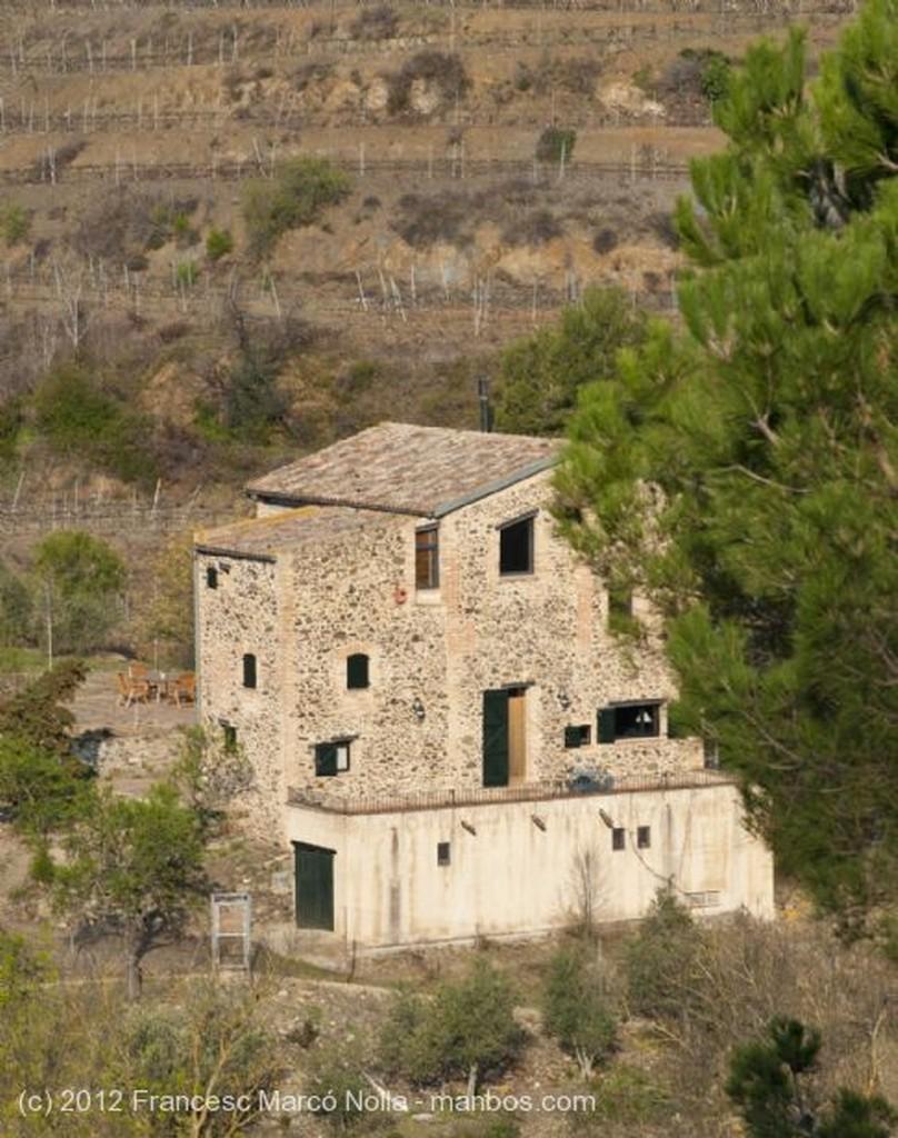El Priorato Panoramica de Porrera Tarragona