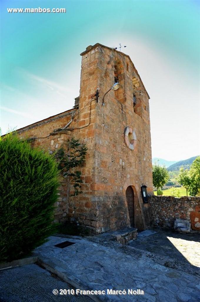 Cerdanya Fontanals Ermita Romanica  Gerona