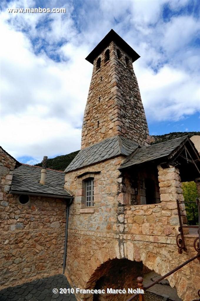 Cerdanya Iglesia de Mont Louis  Gerona