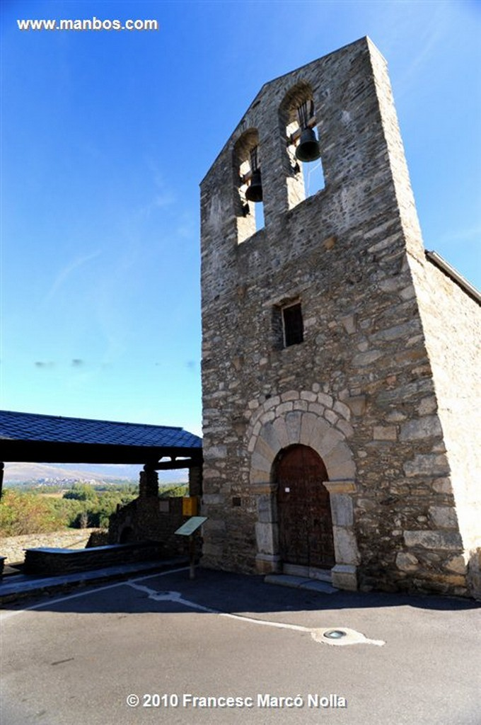 Cerdanya Iglesia Romanica del Siglo Ix  Gerona