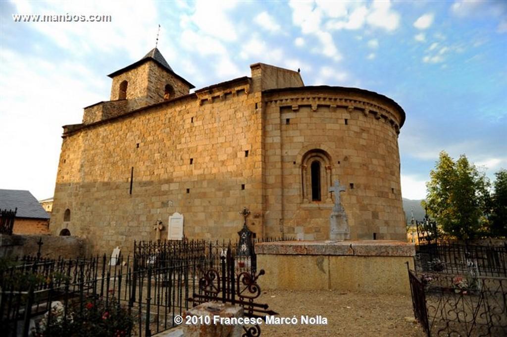 Cerdanya Iglesia Vilafanche de Conflent  Gerona