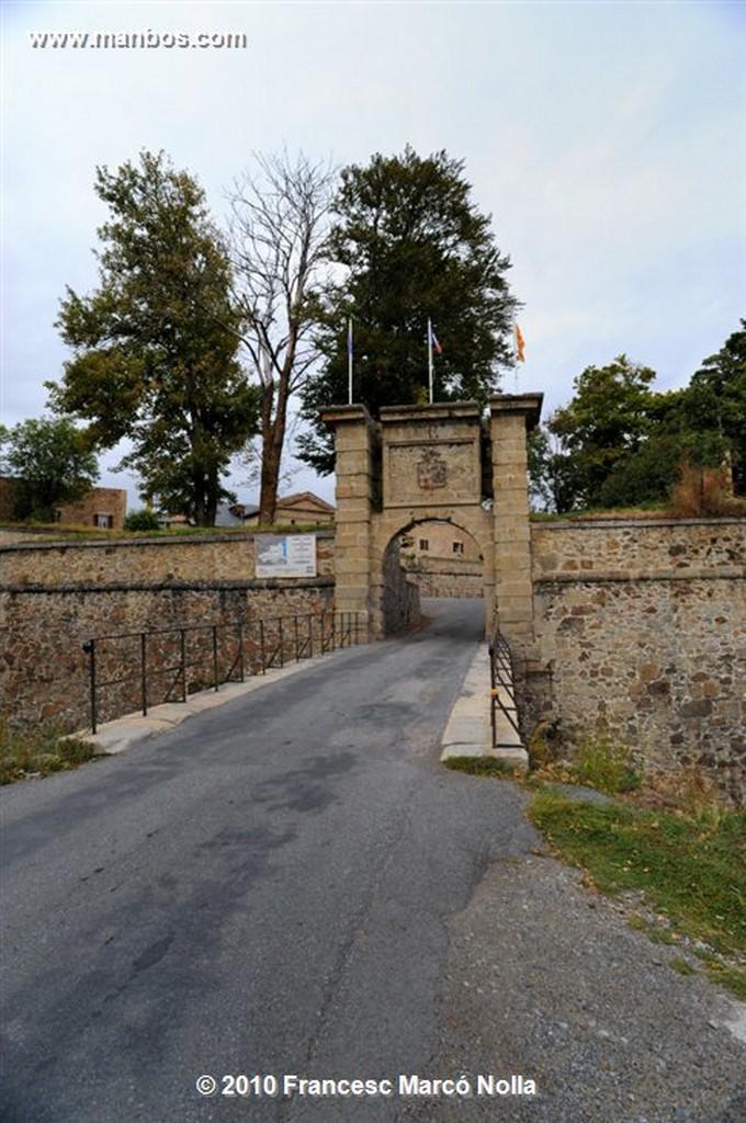 Cerdanya Mont Louis Puesto de Guardia  Gerona