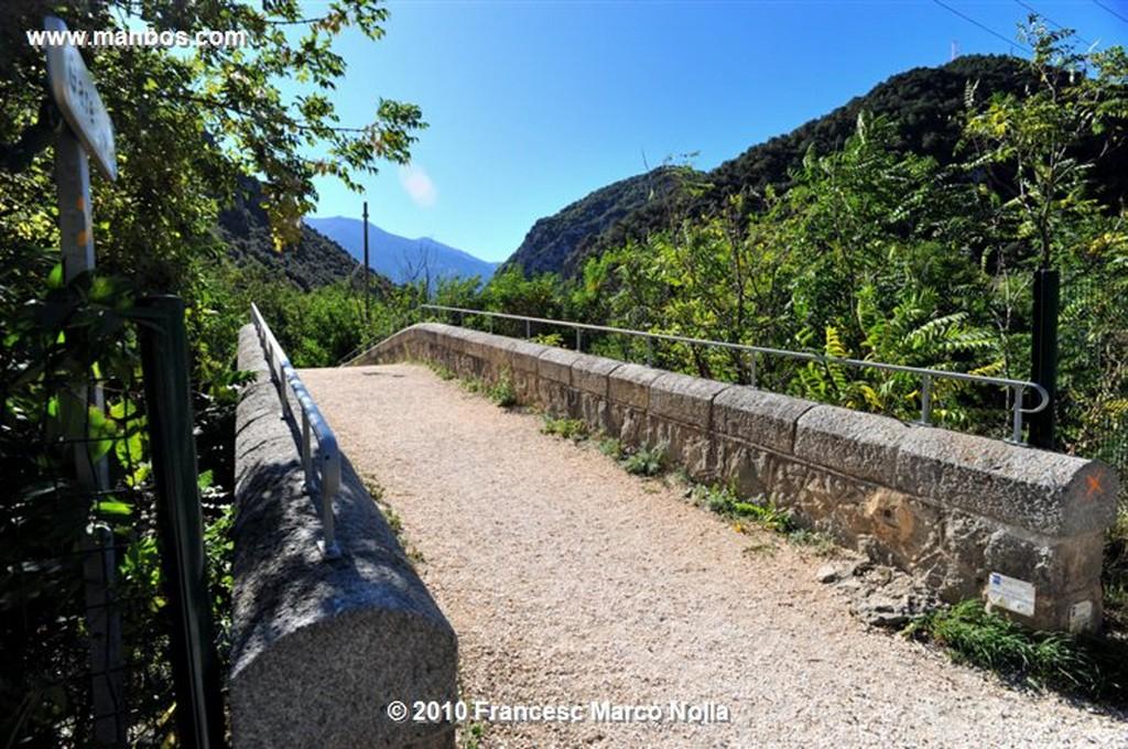 Cerdanya Puerta Romanica  Gerona