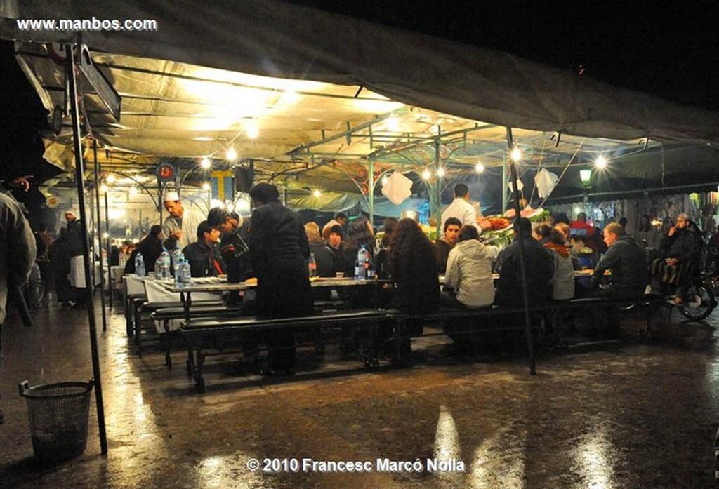 Marruecos  el zoco- marrakech Marruecos