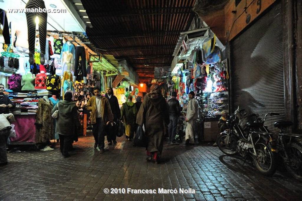Marruecos  plaza jama el fna-marrakech Marruecos