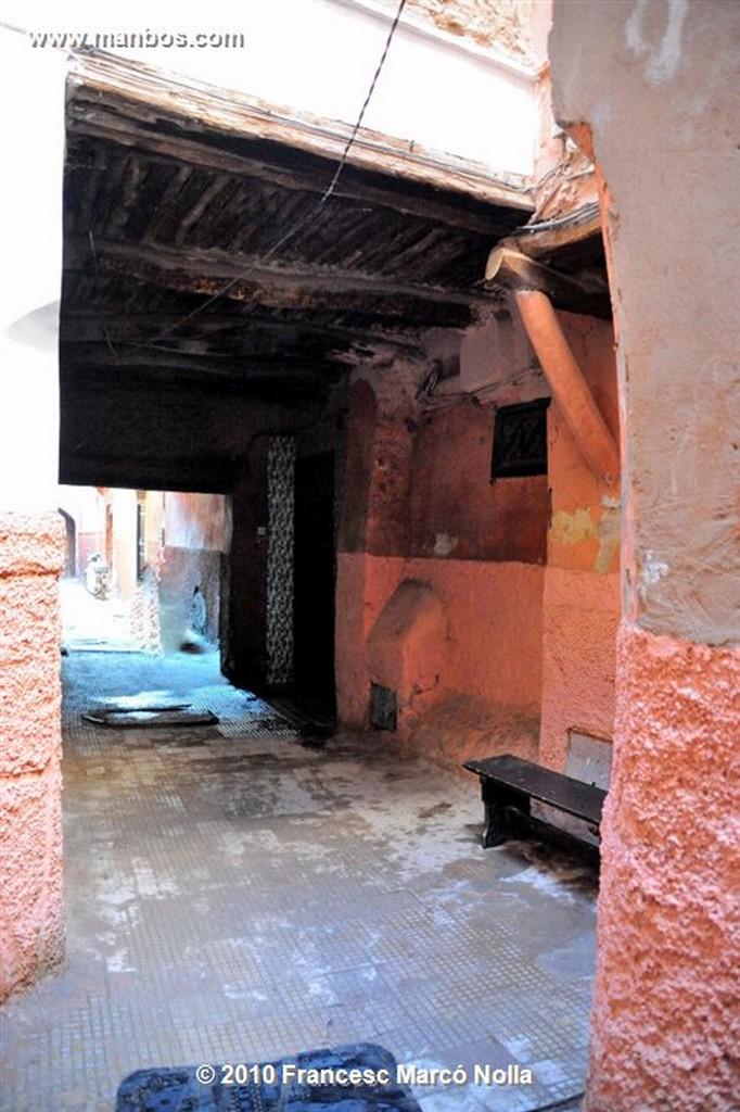 Marruecos  tienda de alfombras-el zoco-marrakech Marruecos