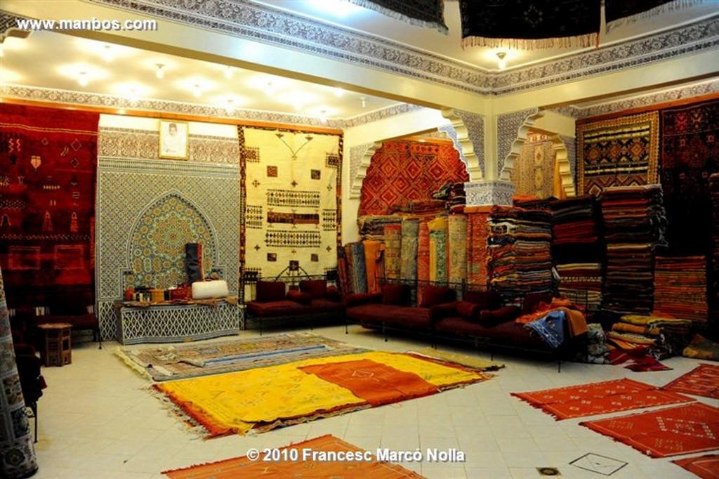 Marruecos  boveda arabesca- el zoco-marrakech Marruecos
