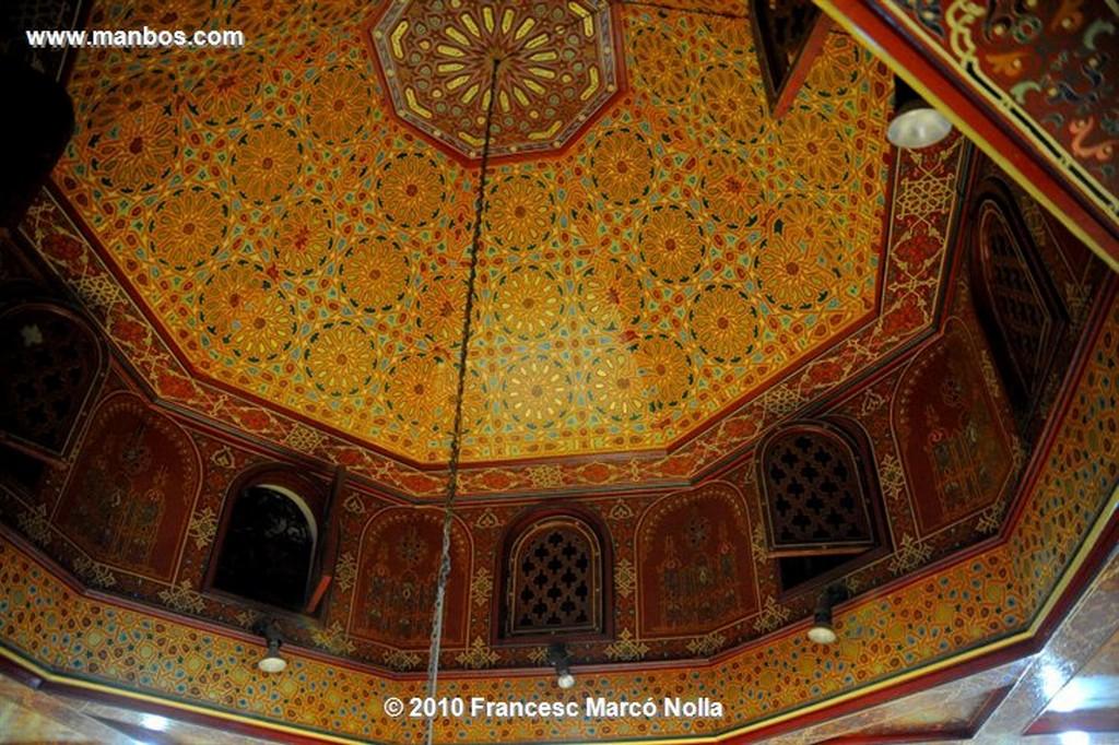 Marruecos  callejuelas del zoco- marrakech Marruecos
