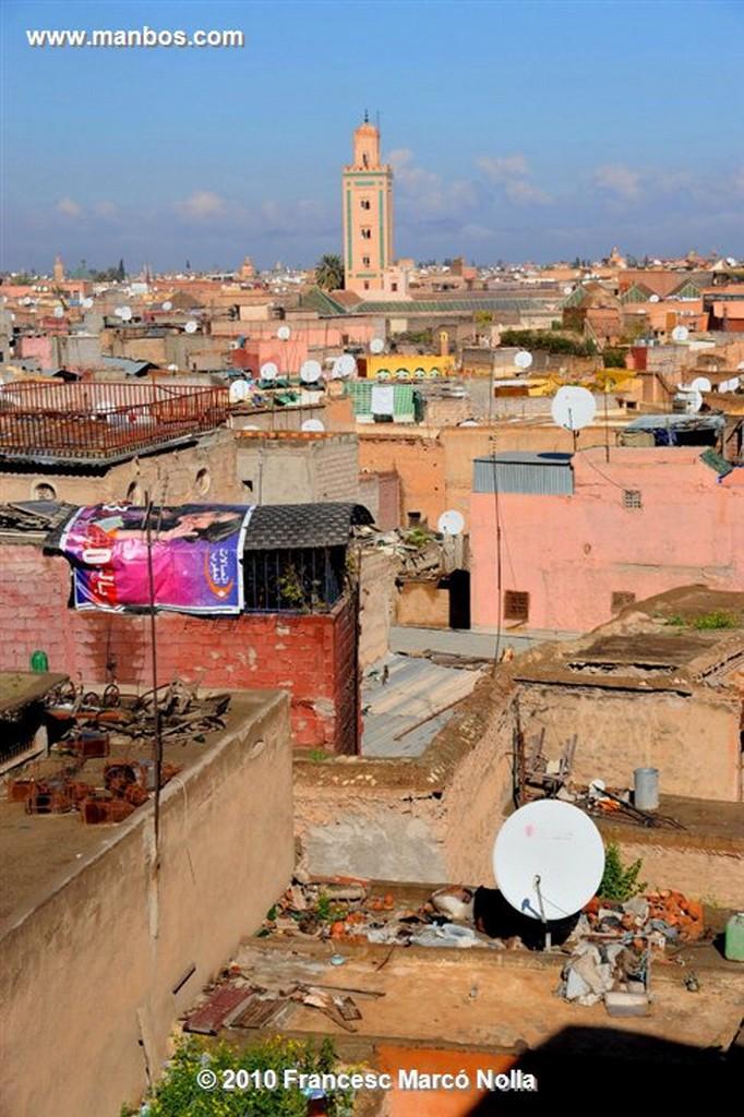 Marruecos  parabolicas-  marrakech Marruecos