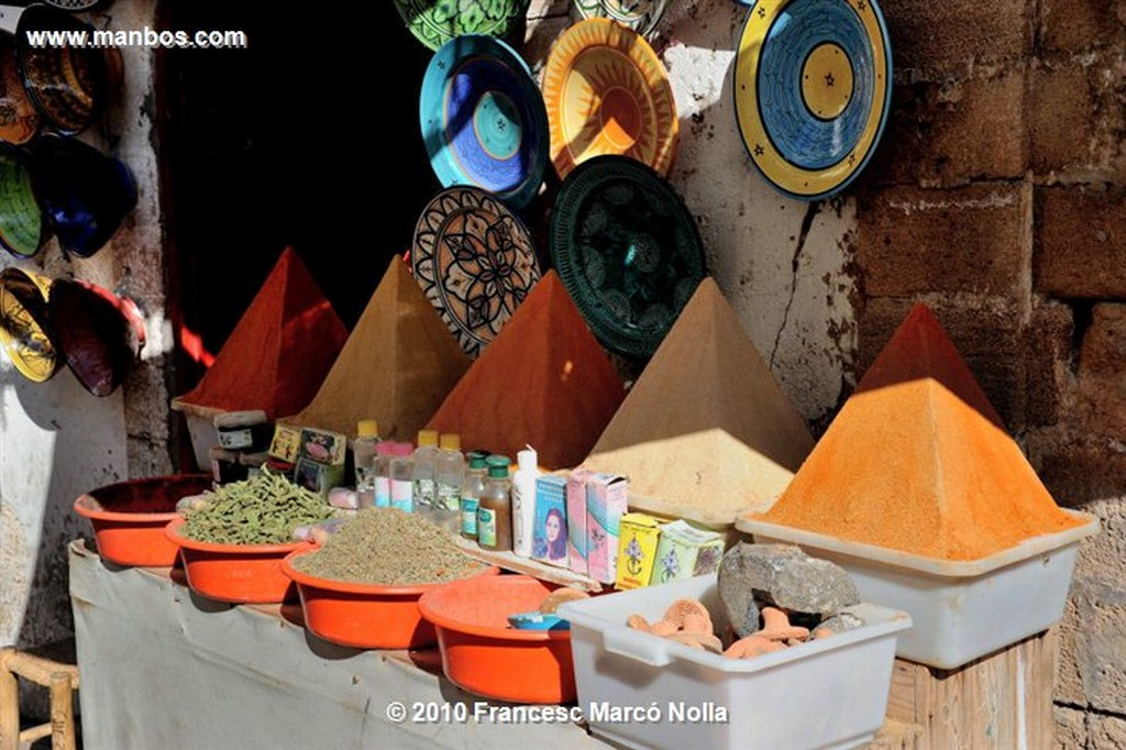 Marruecos  barrio judio- esaouira Marruecos