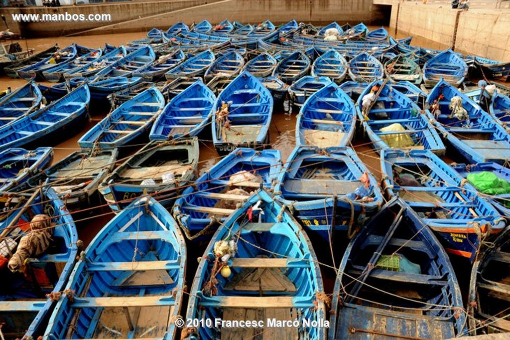 Marruecos  mar brava- esaouira Marruecos