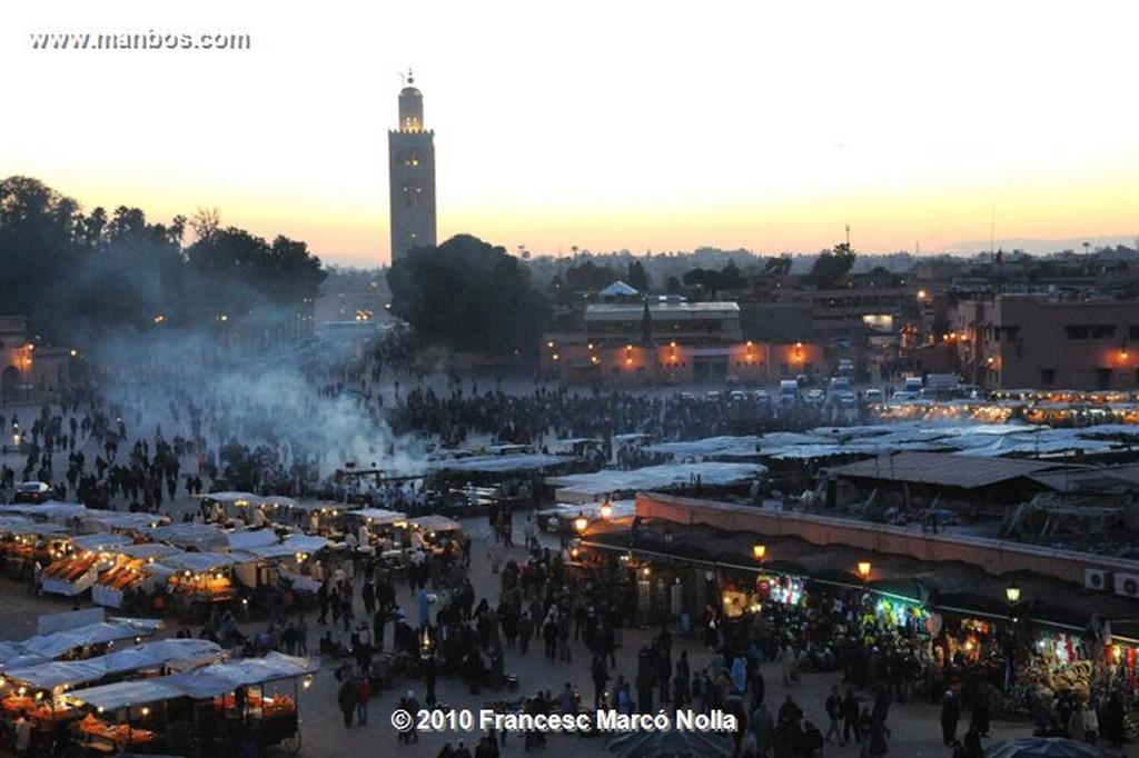 Marruecos  Pueblo Bereber - El Atlas Marruecos