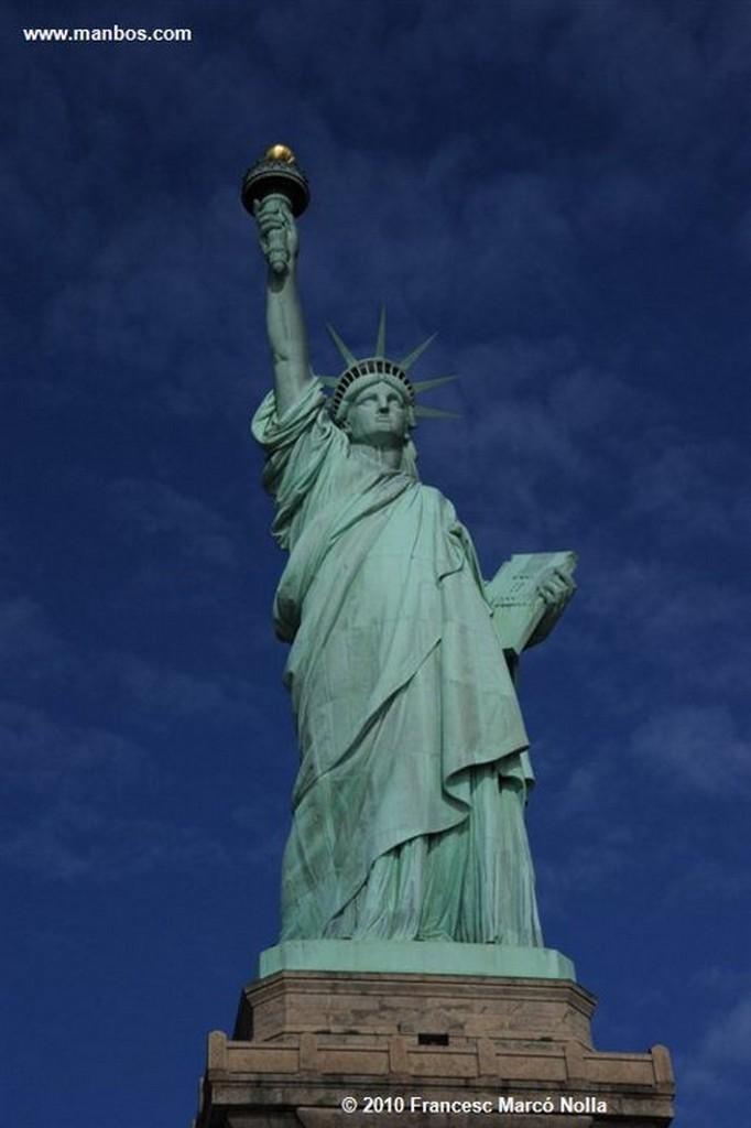 Nueva York Liberty Statue Nueva York