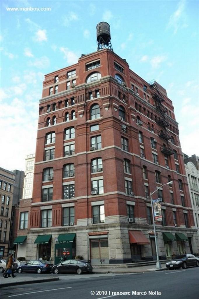 Nueva York China Town Nueva York