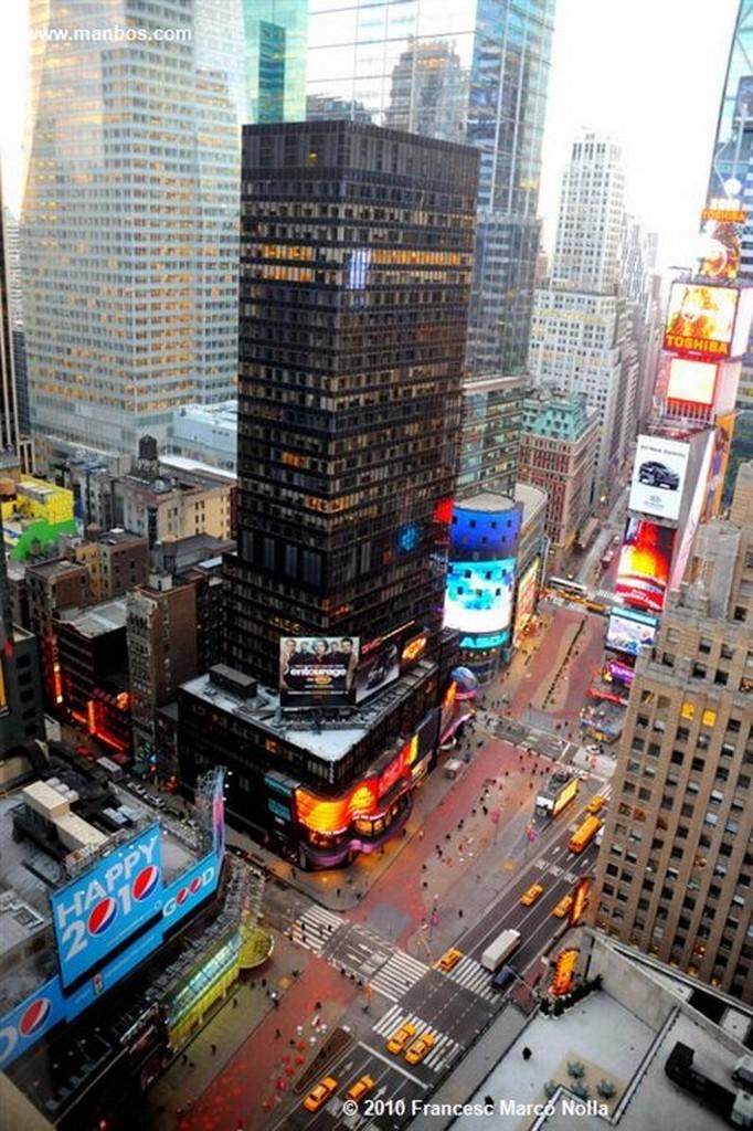 Nueva York Panoramica de Manhattan Nueva York