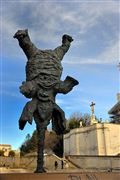 Escultura Miquel Barcelo , Avignon , Francia