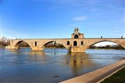 Puente de Avignon , Avignon , Francia