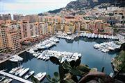 Panoramica de Montecarlo , Monaco , Monaco