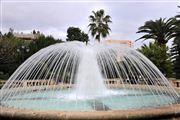 Jardines de Montecarlo , Monaco , Monaco