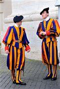 Guardia Suiza , Vaticano, Vaticano