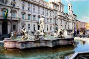 Plaza Nabona , Roma , Italia