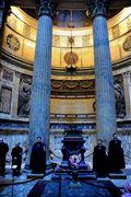 El Pantheon , Roma , Italia