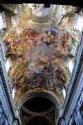 Iglesia San Ignacio , Roma , Italia