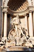Fontana Di Trevi , Roma , Italia