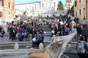 Piazza Di Spagna , Roma , Italia
