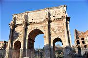 Arco de Constantino, Roma , Italia