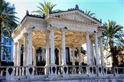 Piazza Castellnuovo , Palermo , Italia