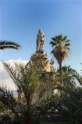 Piazza Vittoria , Palermo , Italia