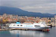 Puerto D ajaccio , Corcega , Francia