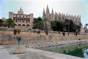 Catedral de Palma , Palma de Mallorca , España