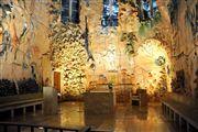 Catedral  obra Miquel Barcelo , Palma de Mallorca , España