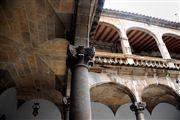 Claustro de La Catedral , Palma de Mallorca , España