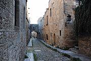 Photo of Rhodes, Casco Antiguo Rodas, Greece - Calle de los Caballeros