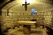 Iglesia San Jose Nazaret, Jerusalen, Israel