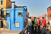 Las Casas Coloreadas, Burano , Italia