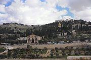 Monte de los Olivos Jerusalen, Jerusalen, Israel